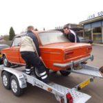 """Danimarca, il """"tesoro vintage"""" del concessionario Fiat abbandonato"""