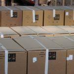 I furgoni per il trasporto farmaci