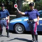 Polizia stradale, controlli più serrati